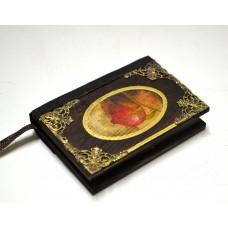 Εικόνα προϊόντος σημειωματαρίου τσέπης με ένα ρόδι